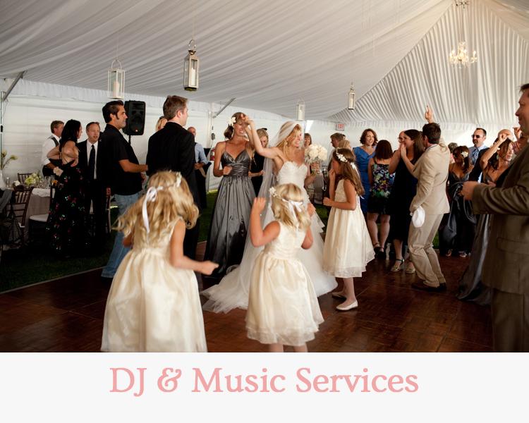 DJ & Music Services - Wedding & Events Redding