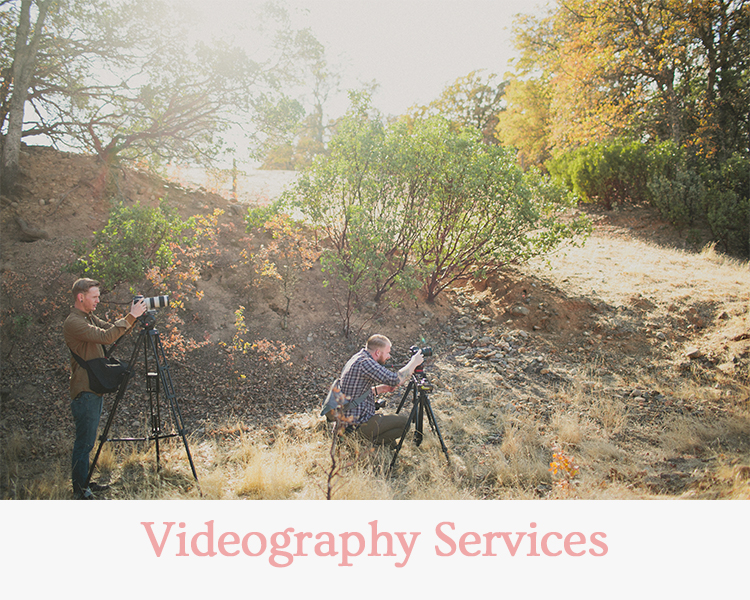 Videography Services Redding CA