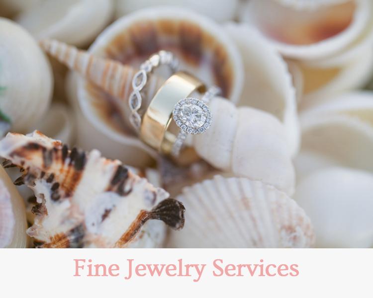 Fine Jewelry Services - Wedding & Events Redding