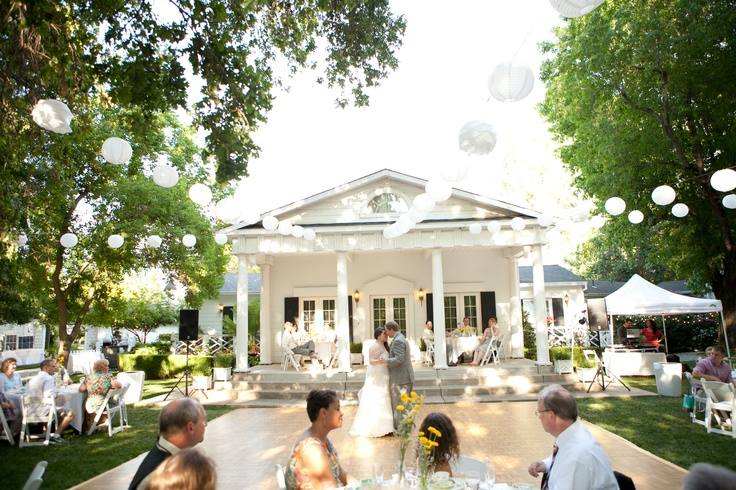 Norcal Weddings | The White House at Churn Creek Golf Course