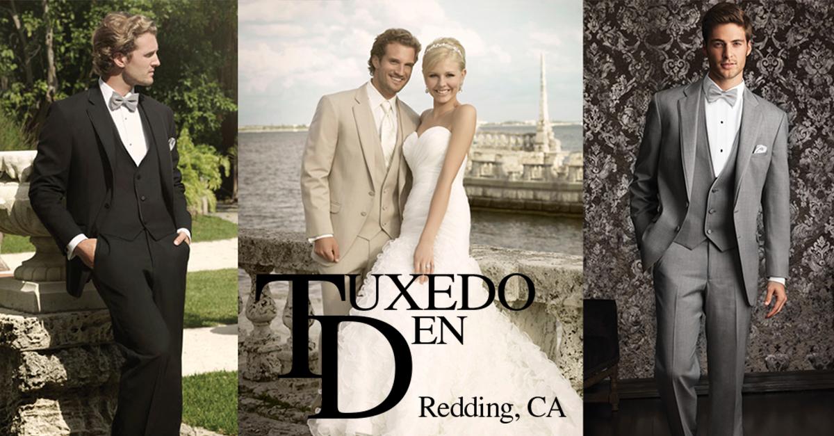 Norcal Wedding   Tuxedo Den Redding