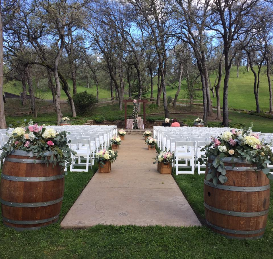 NorCal Weddings | Snow's Wedding and Party Rental | Redding CA