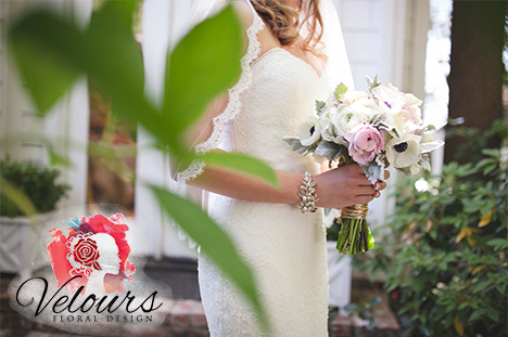 NorCal Weddings | Velours Designs | Redding CA Florist
