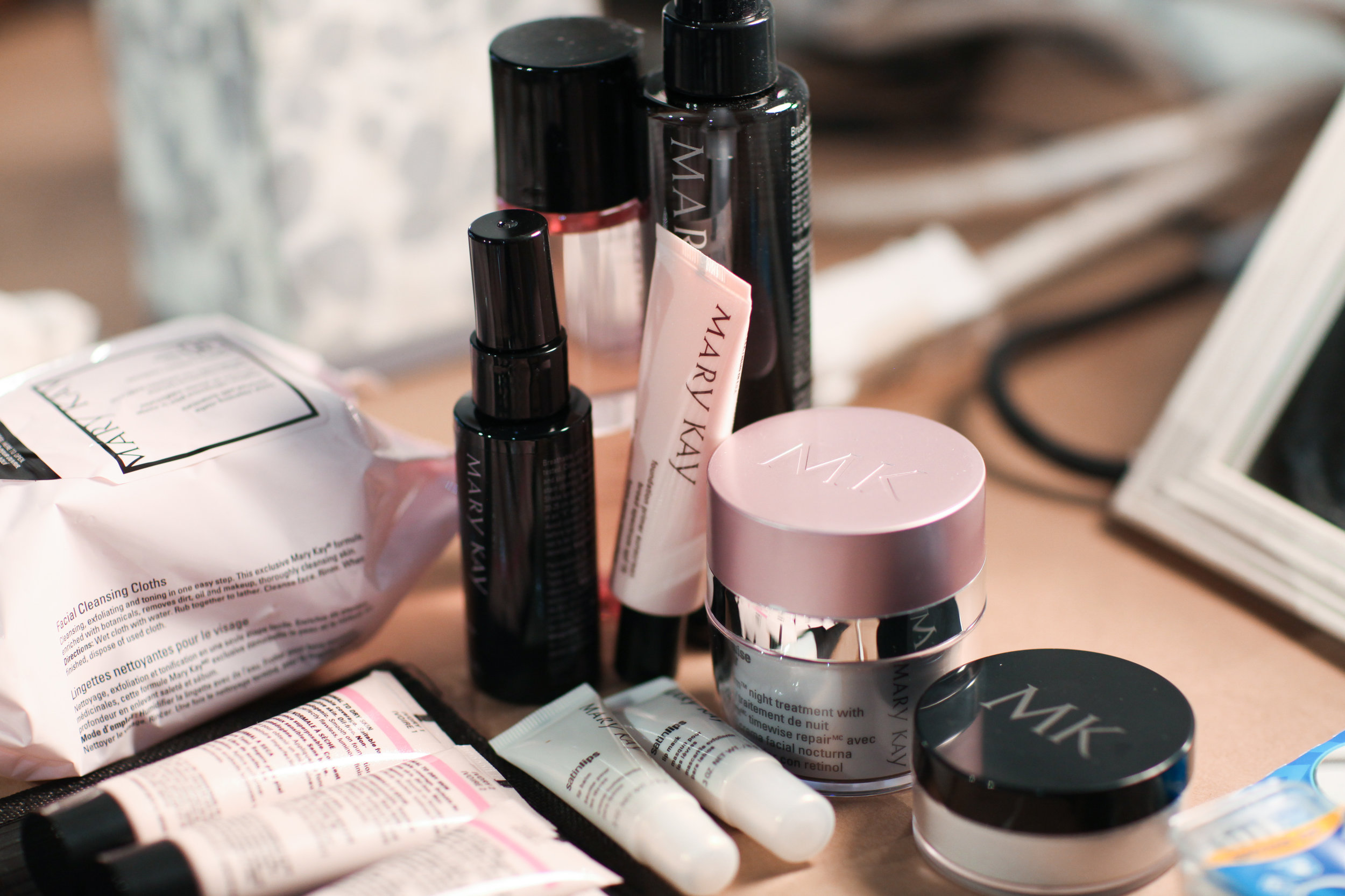 Mary Kay Consultant Suzanne Young | NorCal Weddings