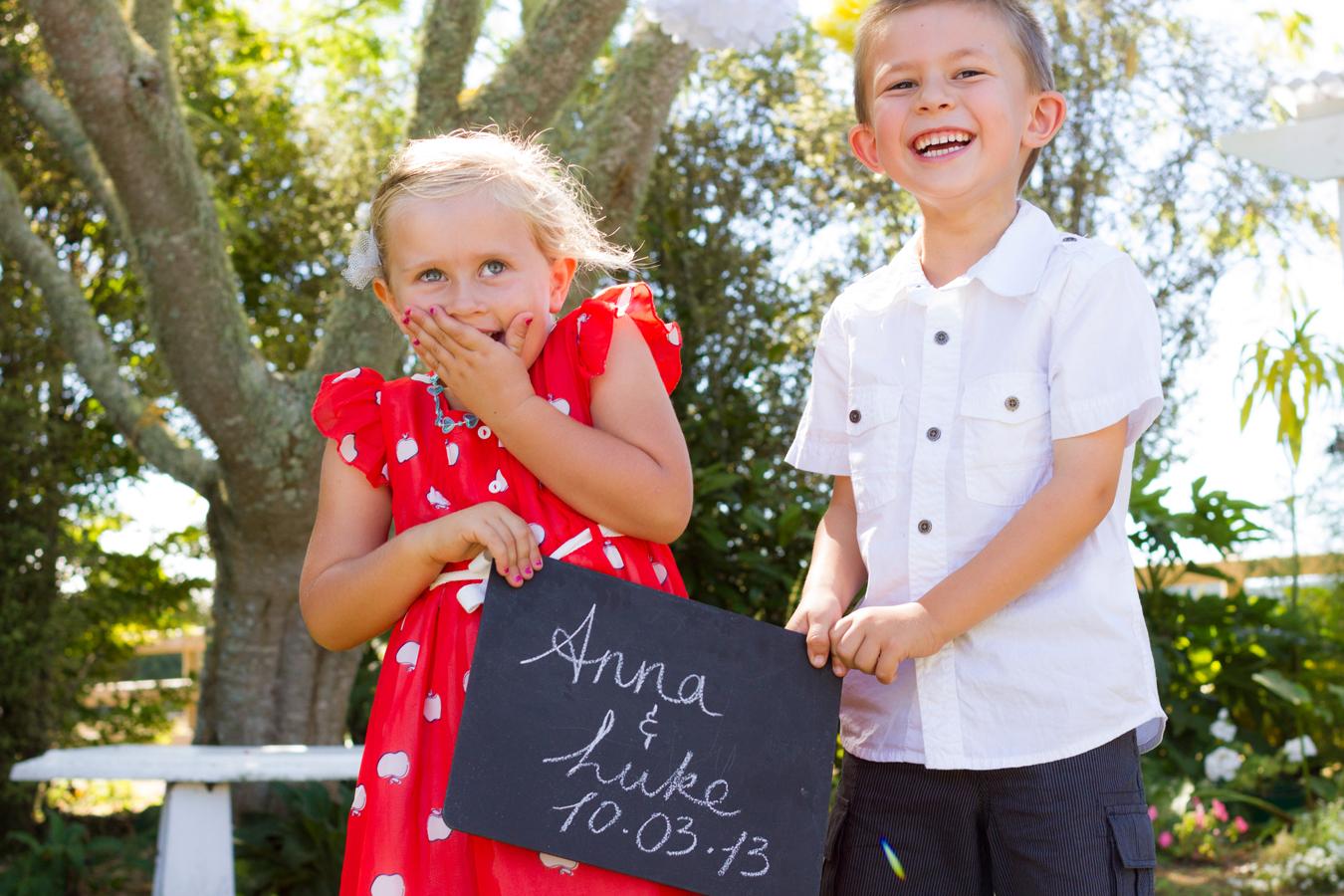 Anna & Luke