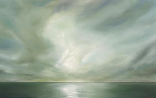 After the Storm 36x60 Oil on Canvas SOLD