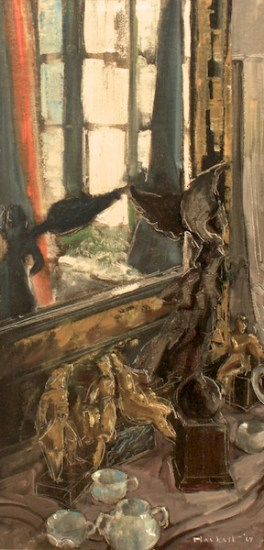 Plaskett-Black Still life Paris 1967-31x15-oiloncanvas.jpg