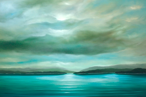 Passage 40 x 60 Oil on Canvas SOLD