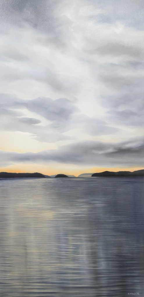 Someday 36 x 72 Oil on Canvas SOLD