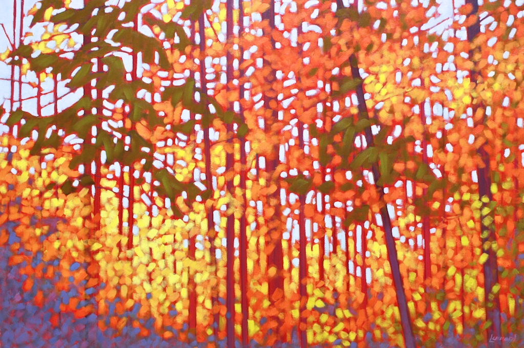 October 24 x 36 Oil on Canvas SOLD