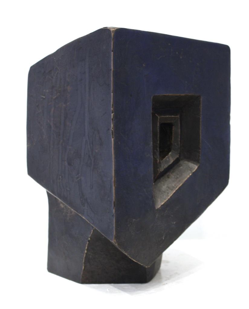 Future Vision<Br>13 x 9 x 9<Br>Bronze<Br>$ 6500