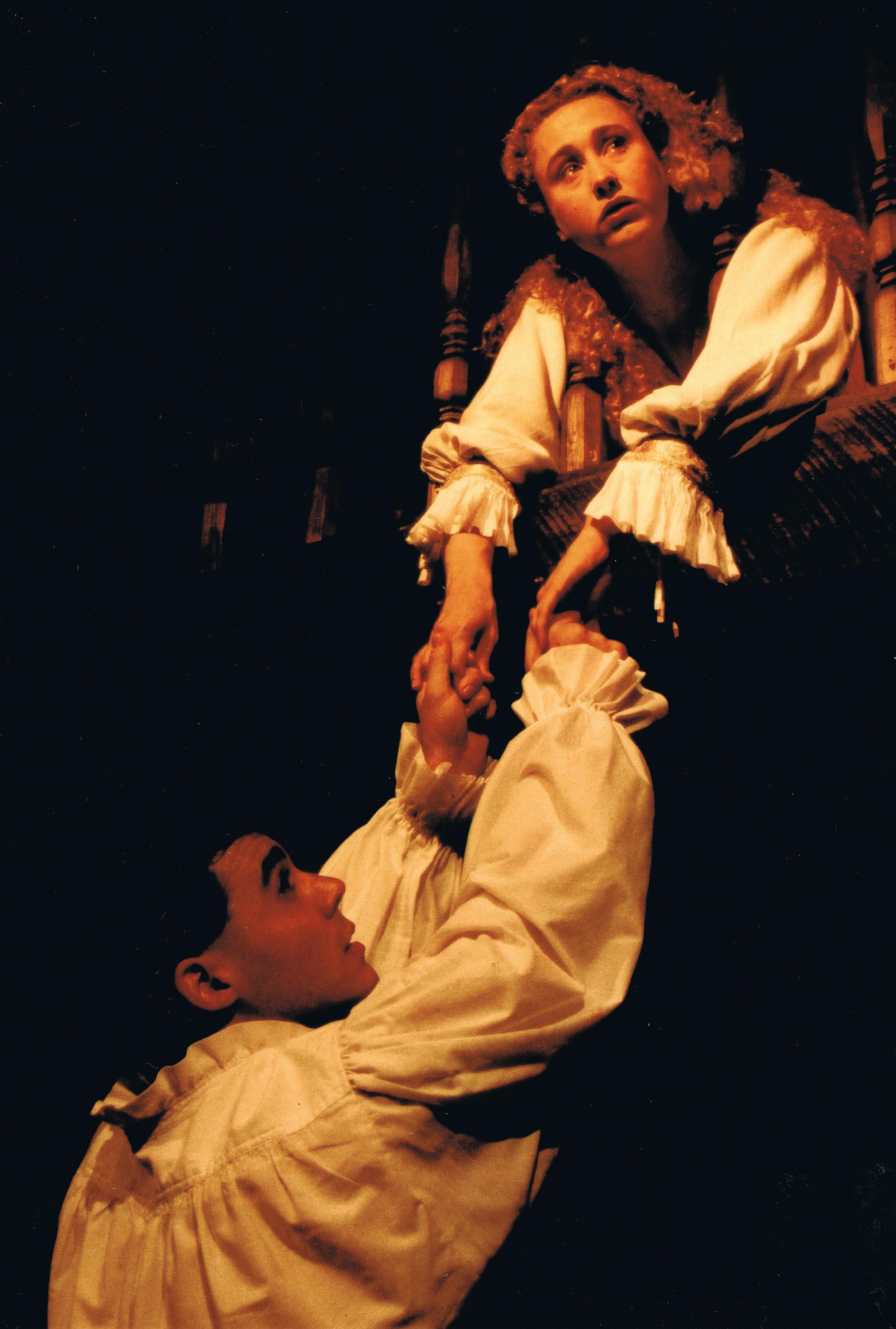"""""""Romeo"""" in ROMEO & JULIET"""