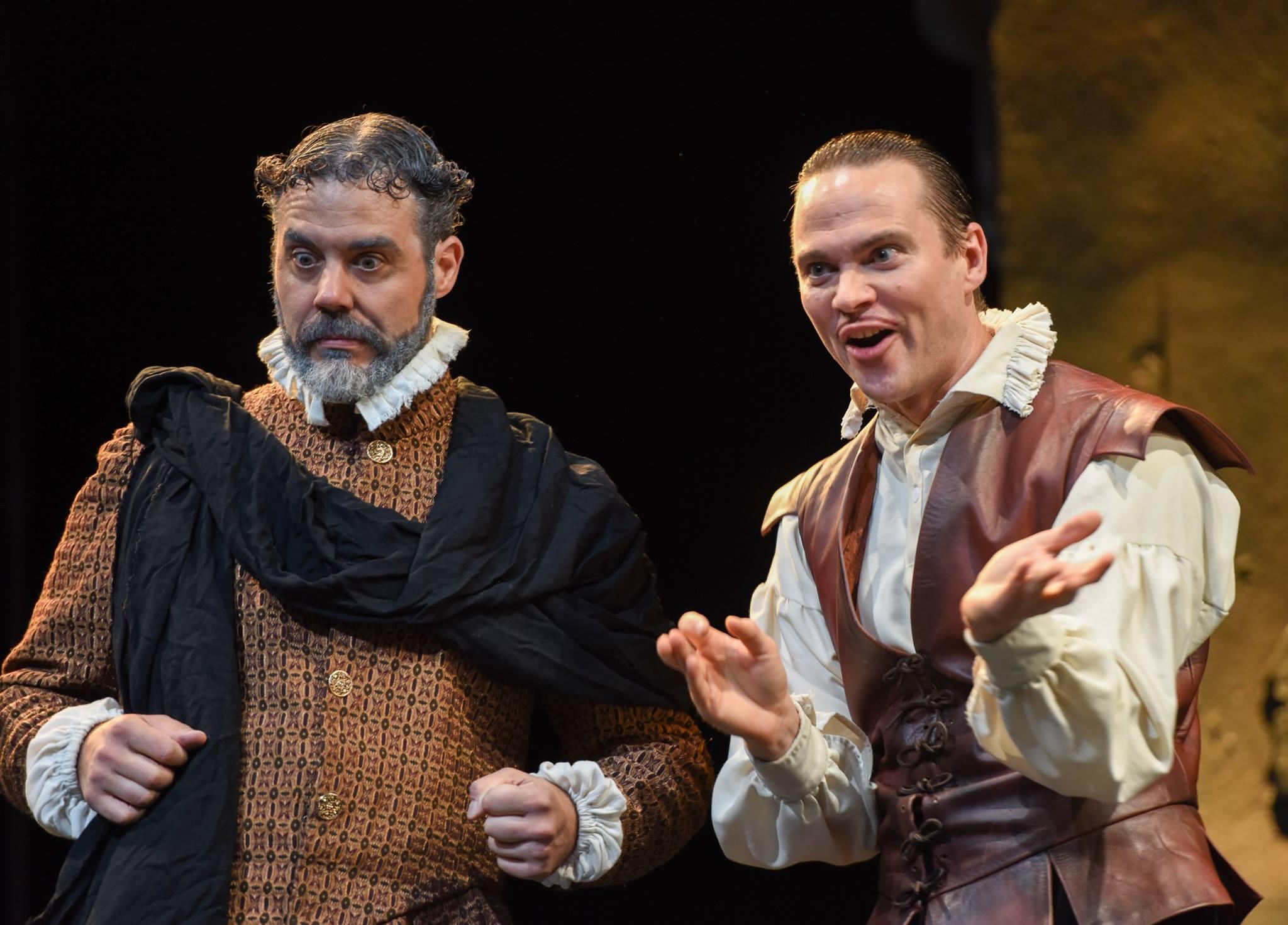 Gregory Isaac as Nicia, Josh Carpenter as Ligurio