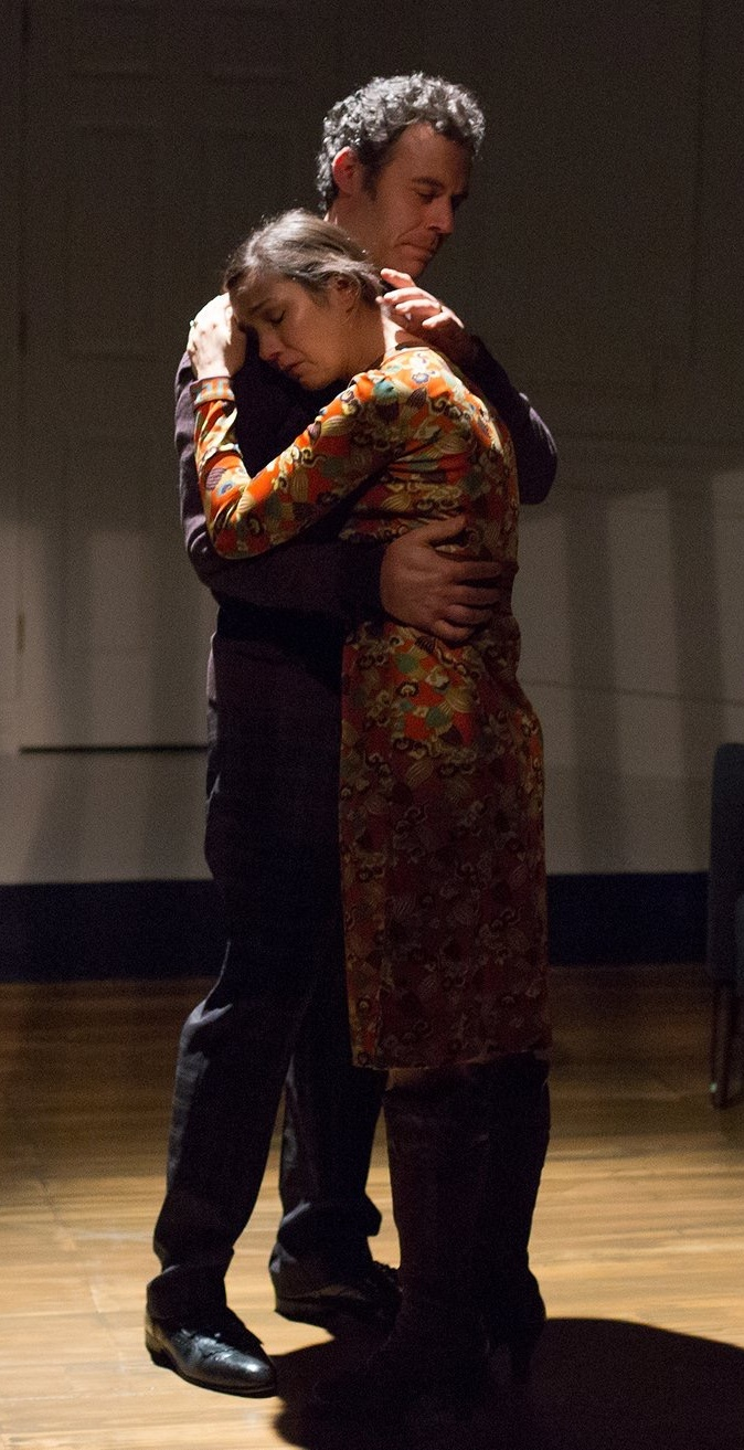 Gregory Isaac & Genevieve Perrier - Photo by Mark Garvin