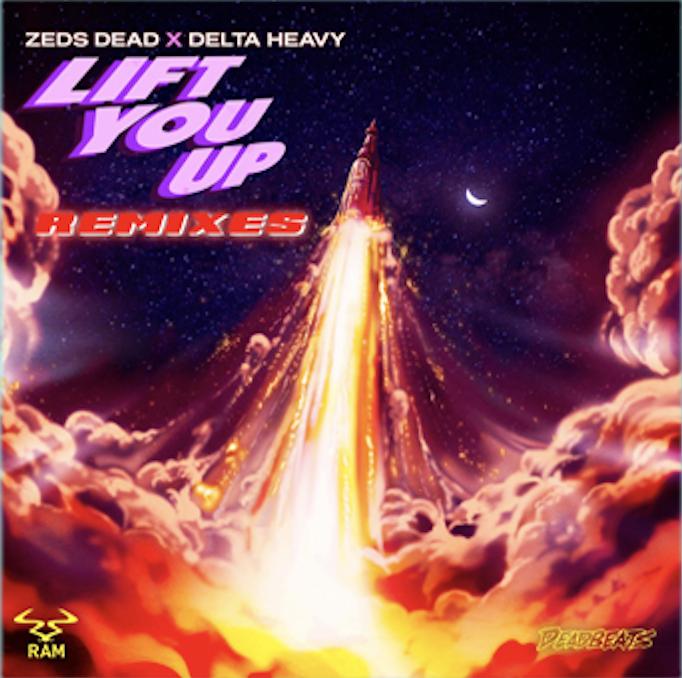 Lift You Up (Kaivon Remix) - ZEDS DEAD