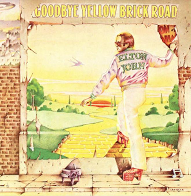 Goodbye Yellow Brick Road - ELTON JOHN