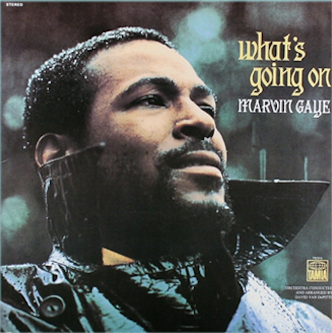 What's Going On - MARVIN GAYE