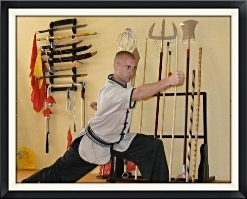 Master Michael Kaneen
