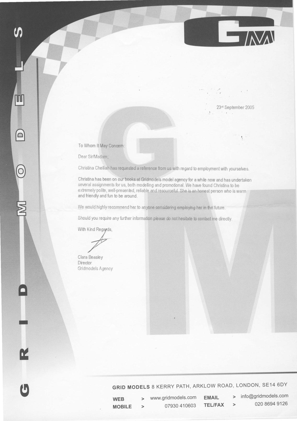 2005 - Modeling - Grid Models Reference Letter.jpg