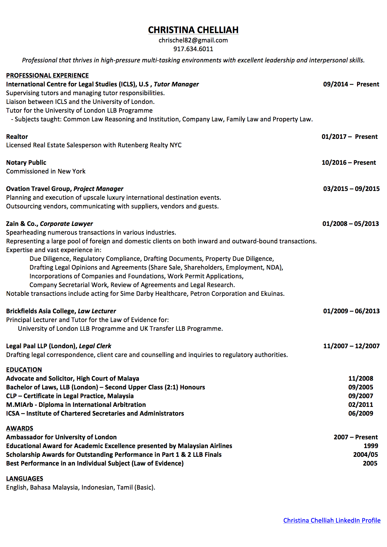Christina Chelliah - Resume February 2017.jpg