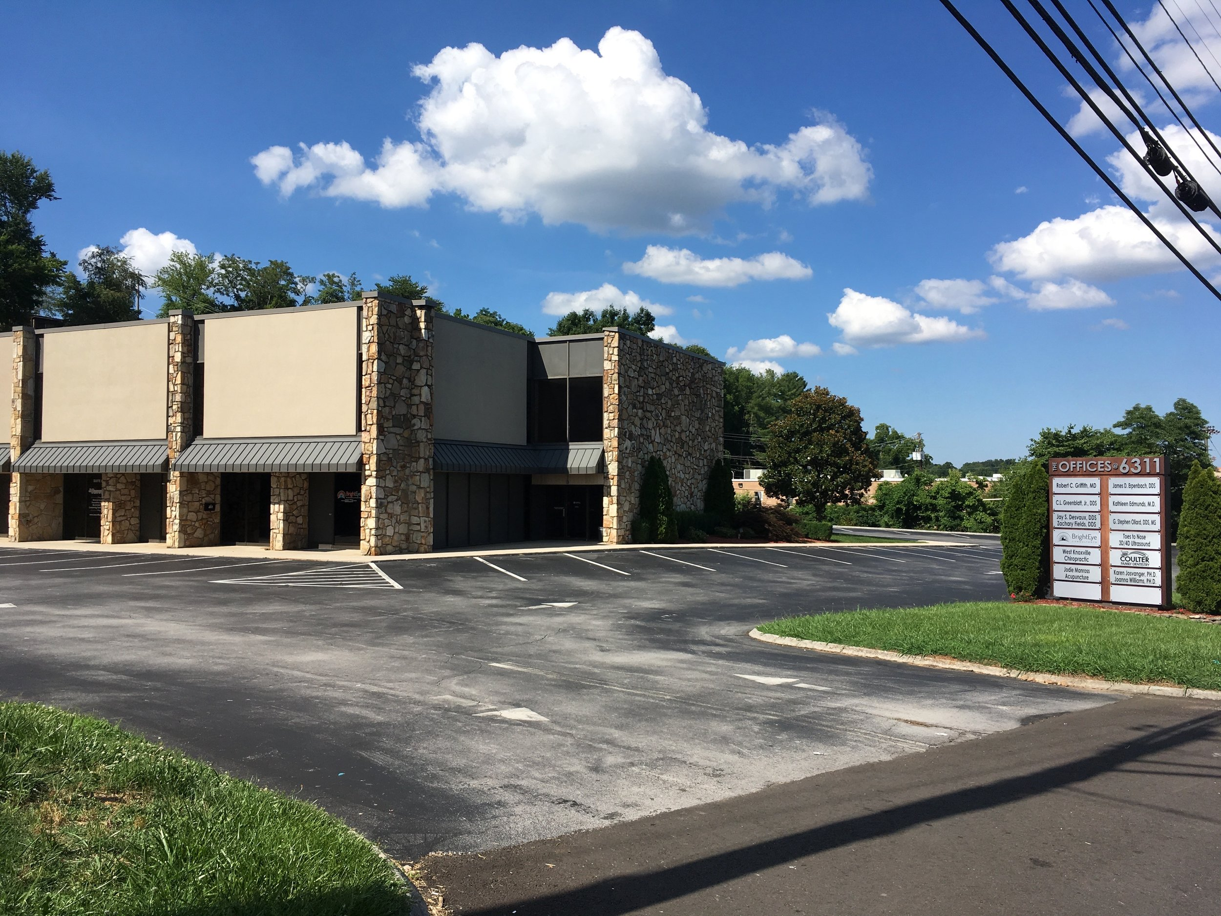 6311 Kingston Pike, Suite 6W, Knoxville, TN 37919