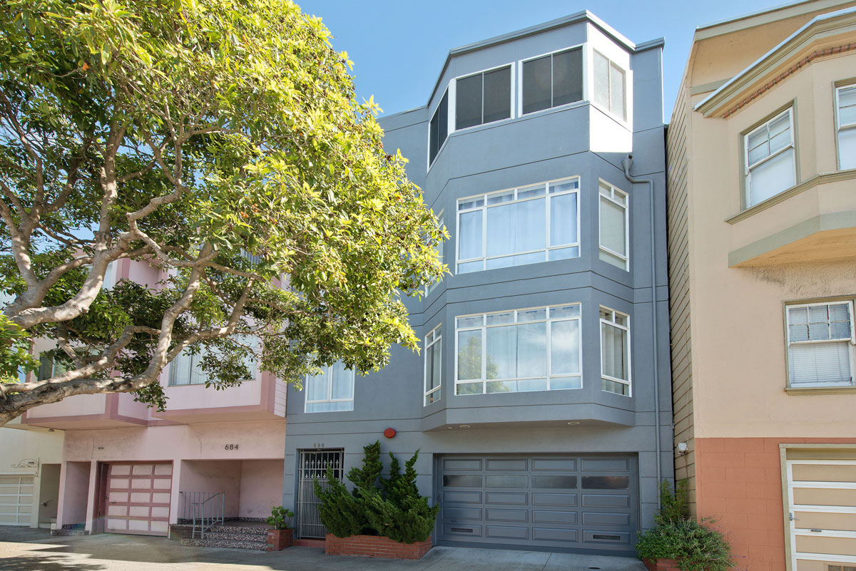 690 Arguello #101 - Sold over asking!