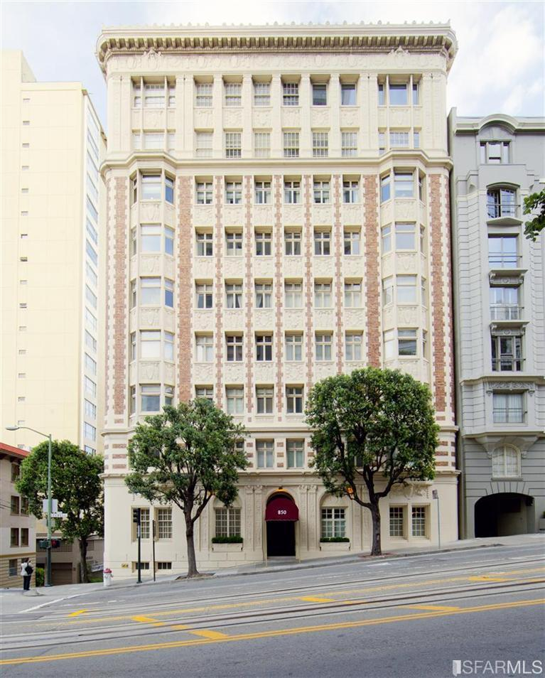 850 Powell St #602  San Francisco, CA