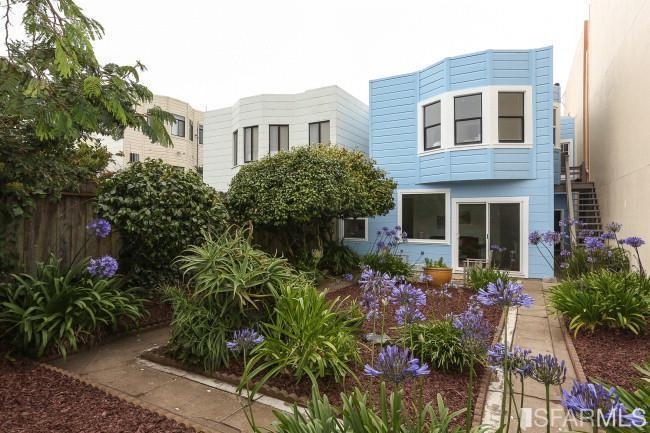 4327 Cabrillo  San Francisco, CA