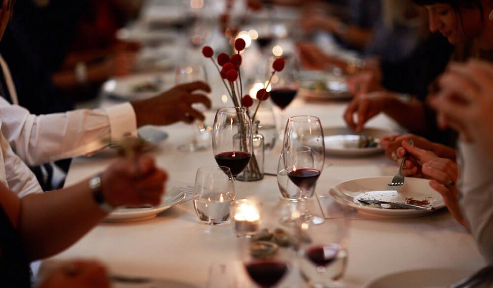 Private Dining Room  event. IMAGE:  Jana Longhorst .
