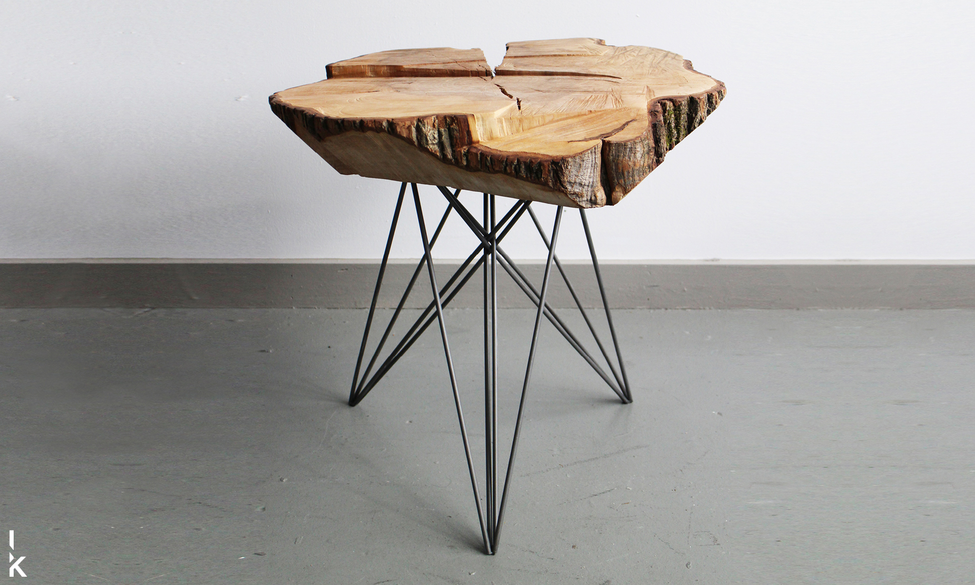 B.A. SIDE TABLE