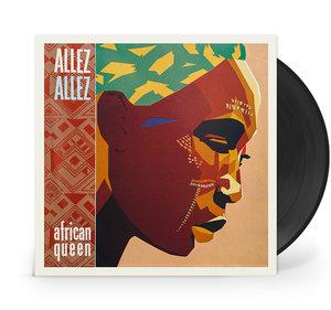 ALLEZ ALLEZ  (NEW RELEASE)     DEBUT LP REISSUE!