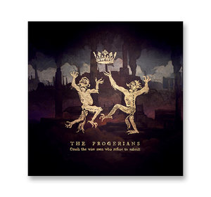 THE PROGERIANS  (OUT NOW!)     VINYL LP   //   DISC   //   DIGITAL