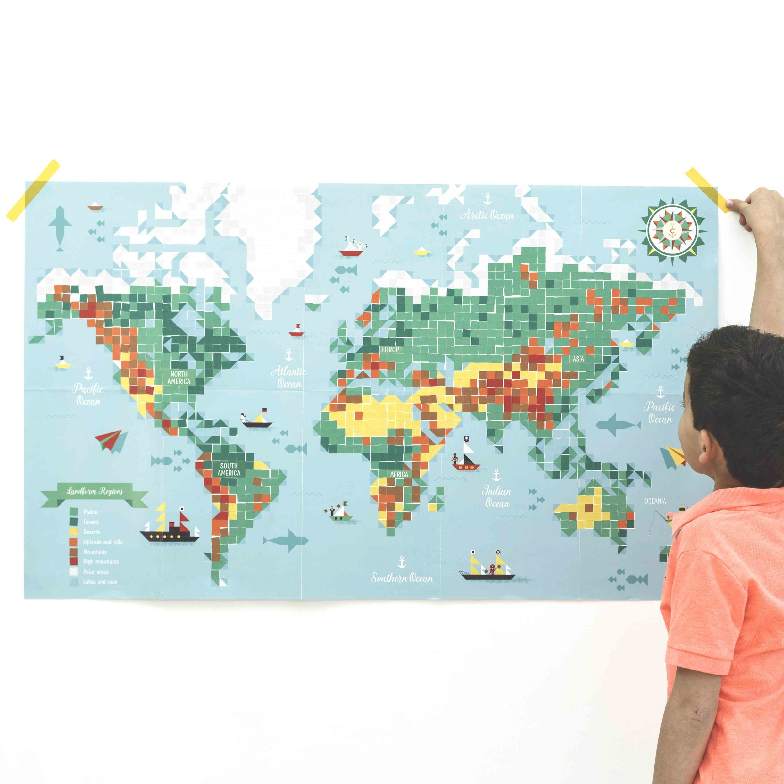 POPPIK-carte du monde - puzzle - stickers - copie.jpg