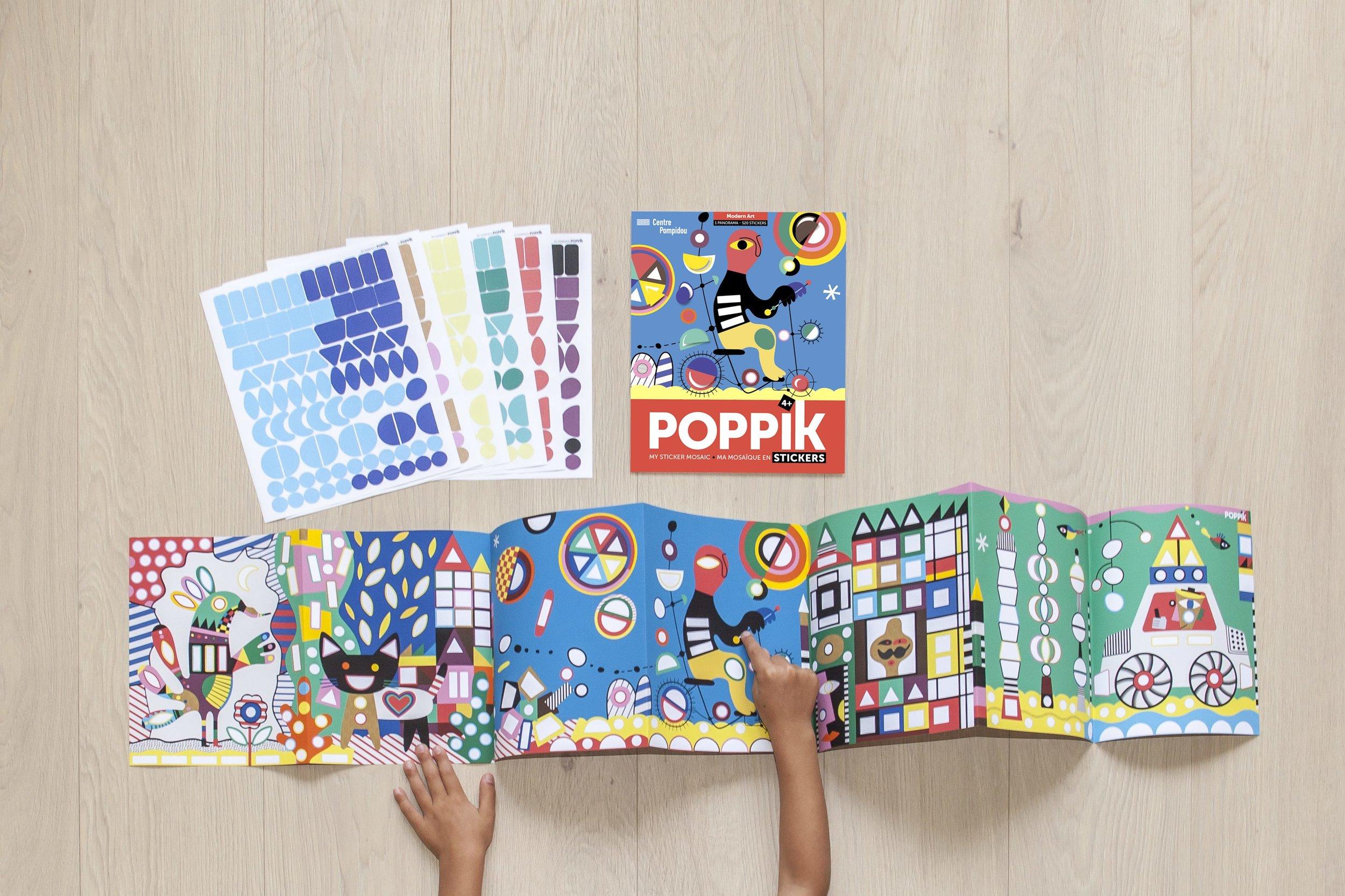 Poppik Centre Pompidou stickers gommettes Art 2.jpg