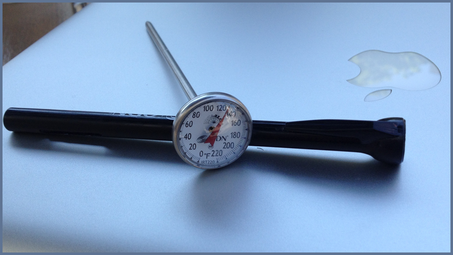 busted thermometer tale (c) mark somple 2015