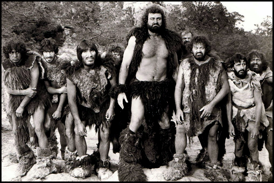 "the ""tiny"" guy is john (c) mark somple 2015 - photo copyright ""caveman"""