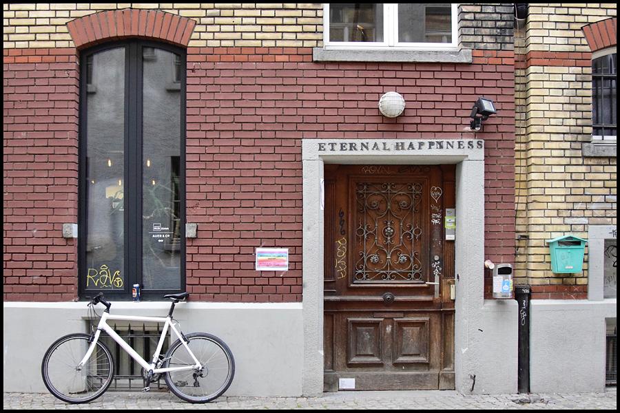 the doorway to eternal happiness (c) mark somple 2016