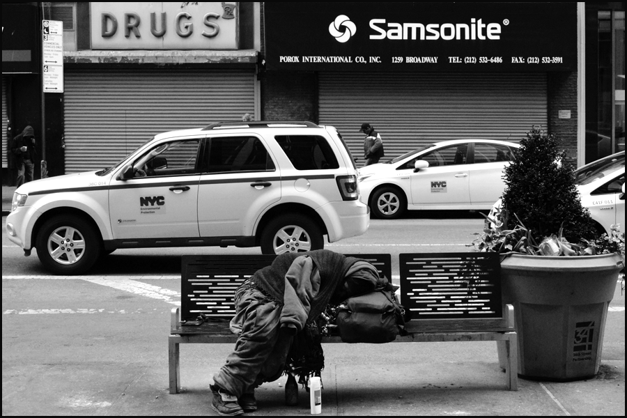 street photo nyc (c) mark somple 2016