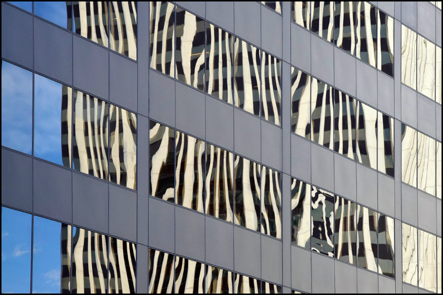 i call this the zebra building (c) mark somple2016