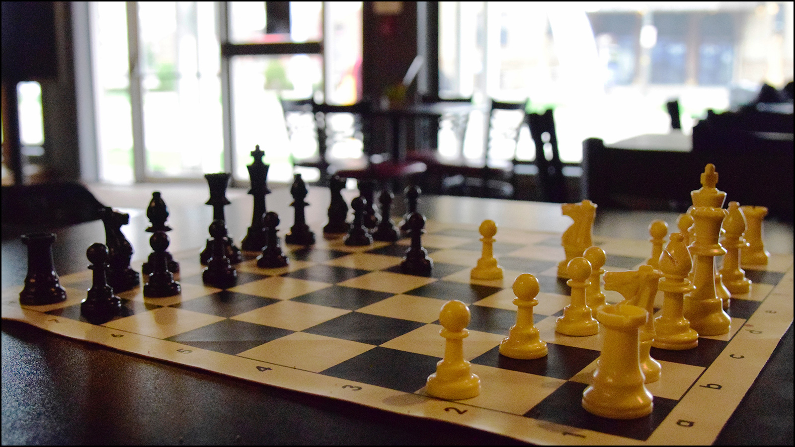 i like chess, but prefer backgammon. truth is, i don't run into many that play either in life (c) mark somple 2019