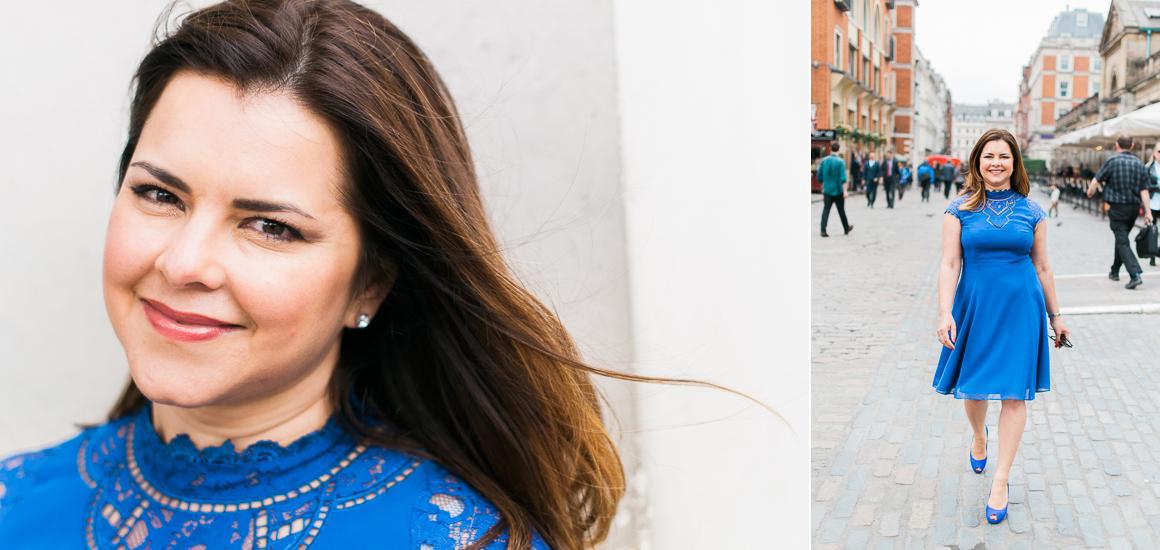Minnie Von Coach Personal Branding Photo Shoot Becky Rui Covent Garden