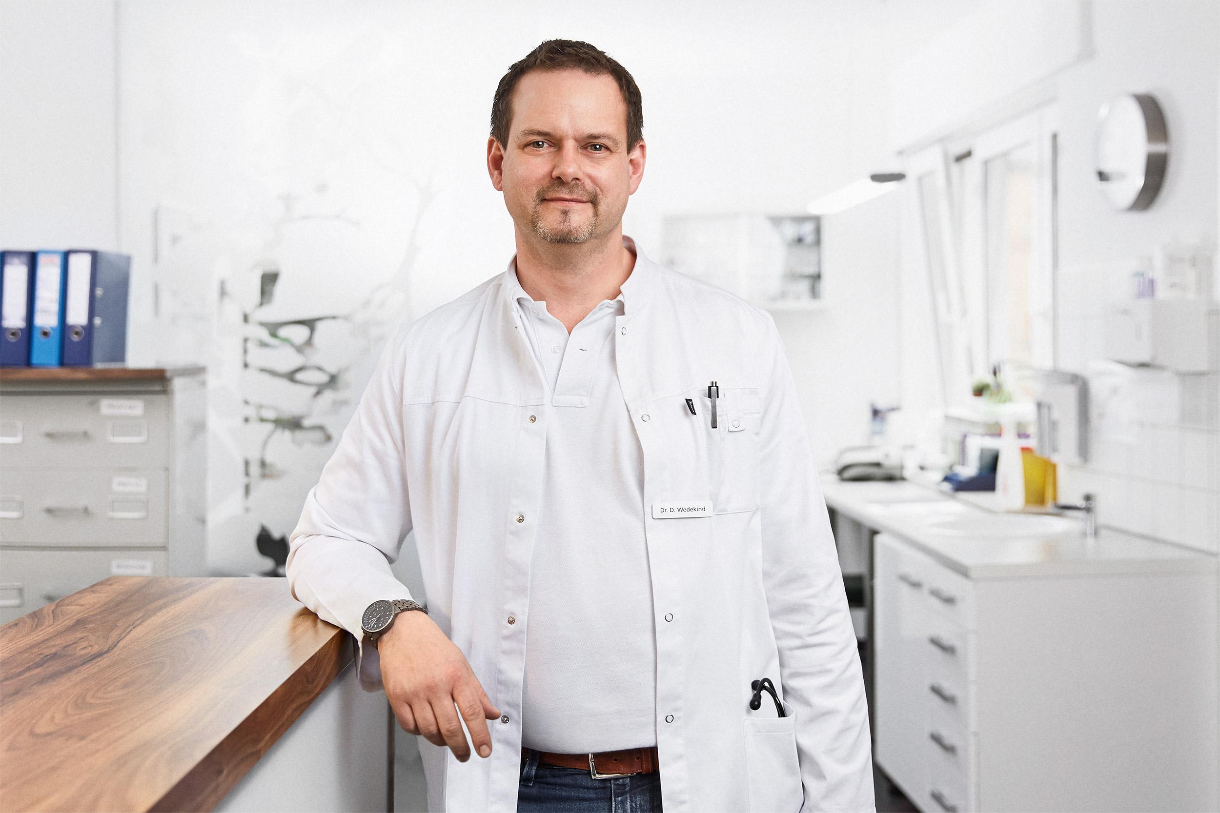 Dr. Wedekind