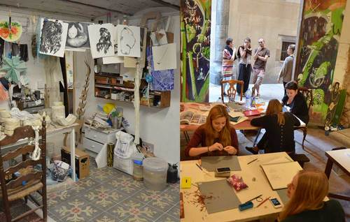 Art & Spanish    Period  1 February – 30 June 2019   Cost  Art & Spanish:  €600/month  Art Program + Spanish add-on:  €875/month