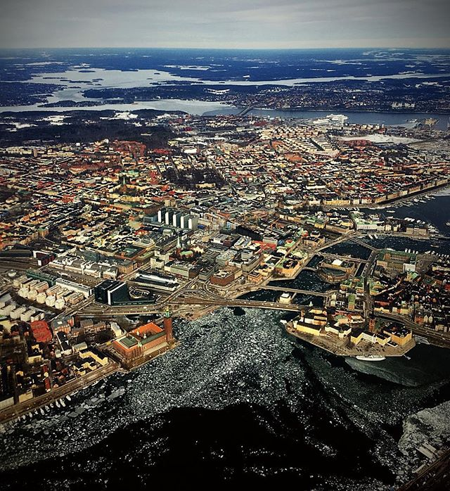 Stockholm +5
