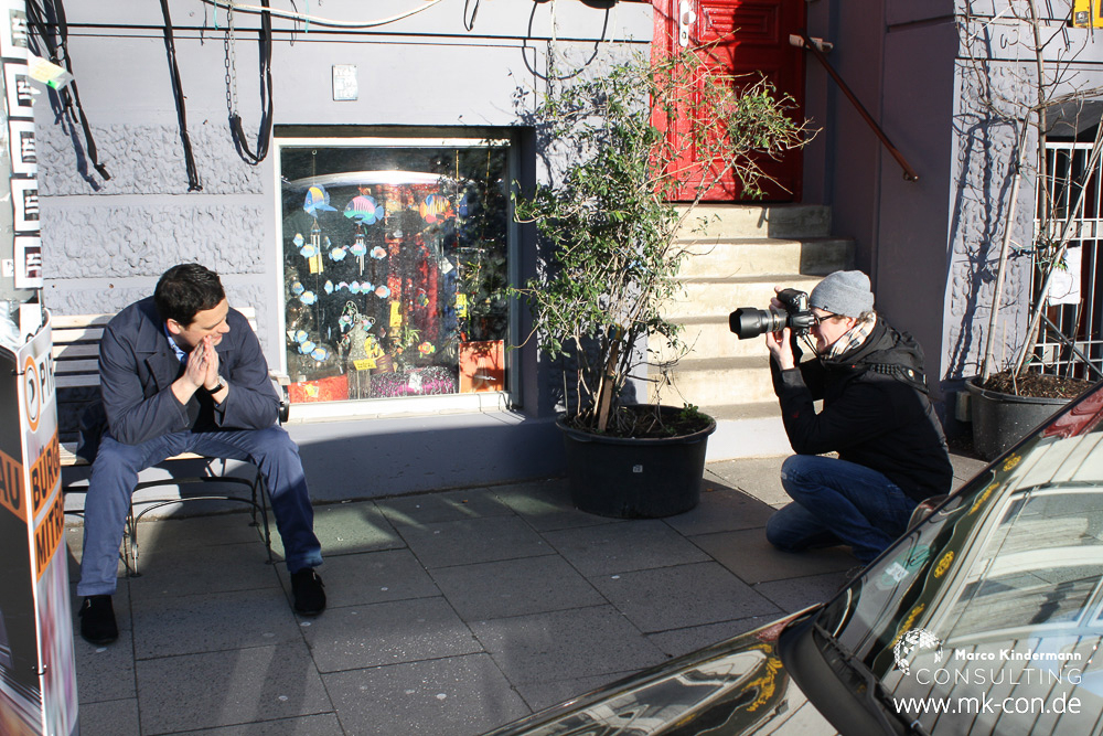 Making of #5 Marco Marcuse