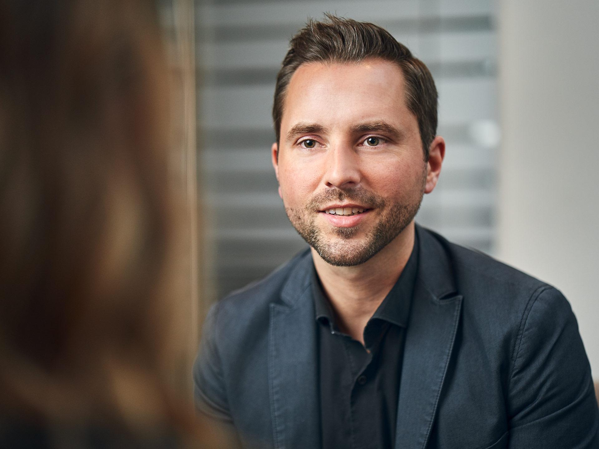 Businessfotografie - Sympathische Businessportraits aus Hamburg