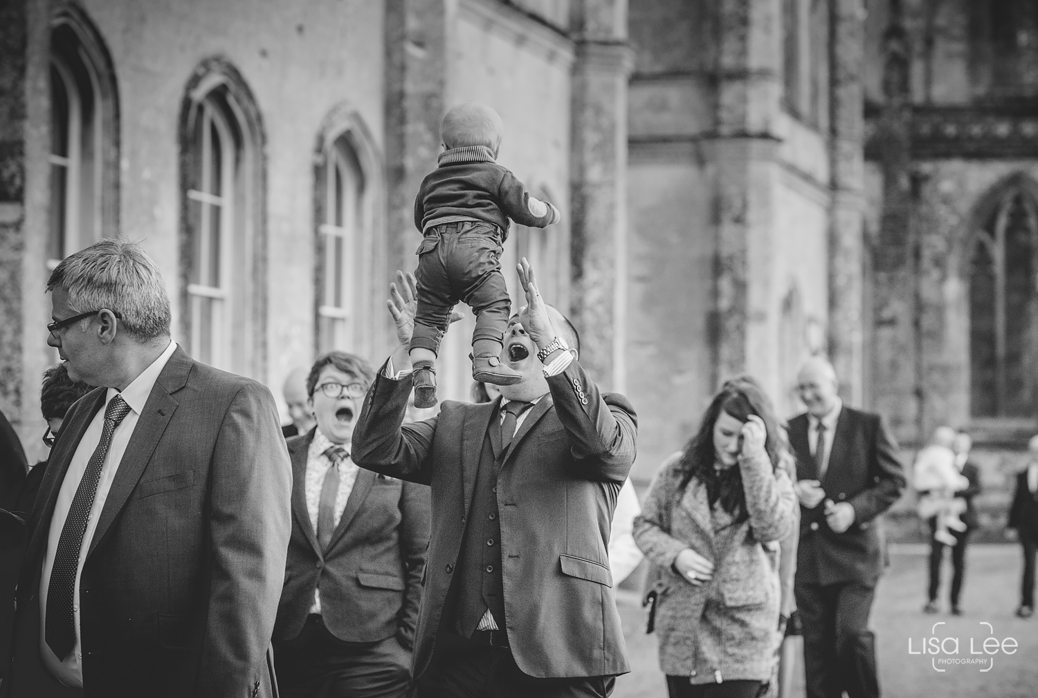 wedding-photographer-milton-abbey-flying-baby.jpg