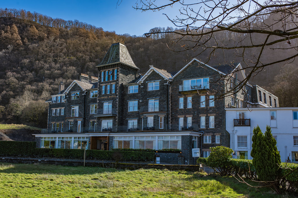 Lodore Falls Commercial Interior Hotel Photography Lake District