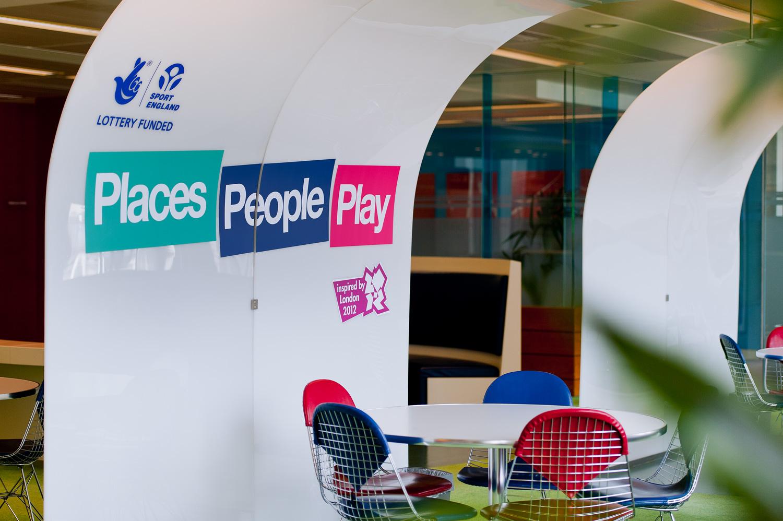Sport England - Government Organisation, London