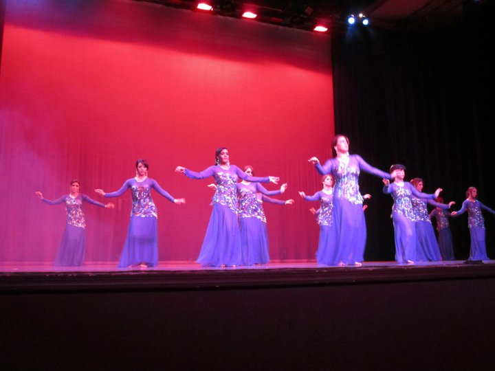 Advanced Students at MDC Show 2010.jpg